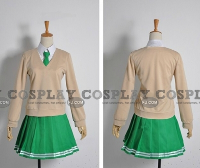 Natsuo Cosplay (School Uniform) from Love Lab