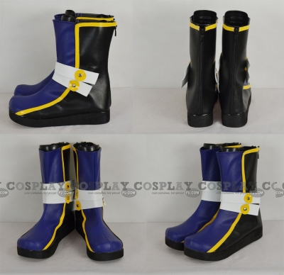 Neku Shoes (259) from The World Ends with You