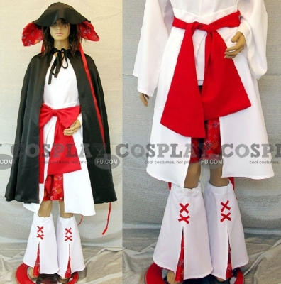 Nemuru Costume from Okami Kakushi