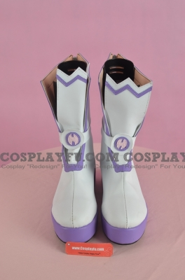 Nepgear Shoes from Hyperdimension Neptunia