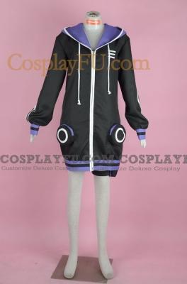 Neptune Costume from Hyperdimension Neptunia