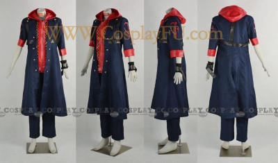 Nero Costume (2nd) from Devil May Cry 4