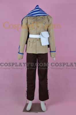 Netherlands Cosplay (2nd) from Axis Powers Hetalia