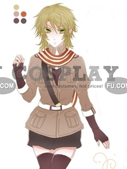 Netherlands Cosplay (Female) from Axis Powers Hetalia