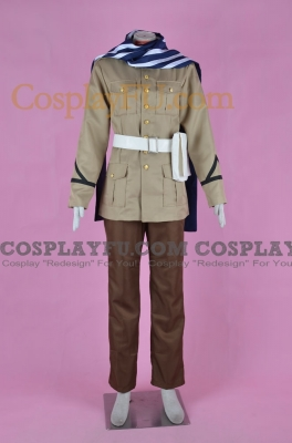 Netherlands Cosplay from Axis Powers Hetalia