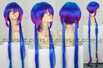 Aoki Wig from Vocaloid 3