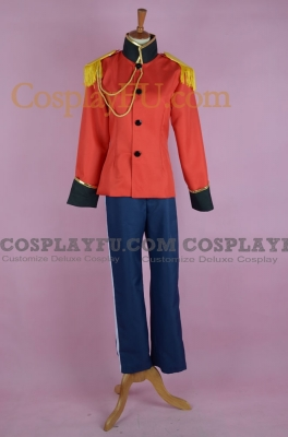 New Zealand cosplay from Hetalia