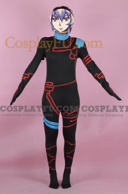 Nia Cosplay (Evil) from Gurren Lagann