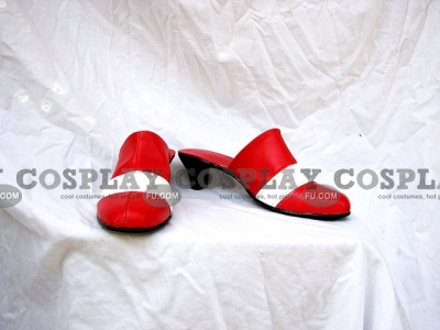 Nia Shoes from Gurren Lagann