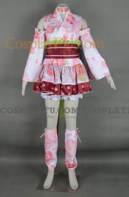 Niko Cosplay (Kimono) from Love Live