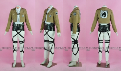 Nile Cosplay (Military Police Brigade) from Attack On Titan
