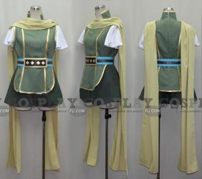 Nils Cosplay from Fire Emblem