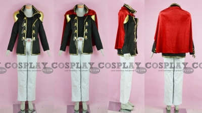 Nine Costume (E136) from Final Fantasy Type 0