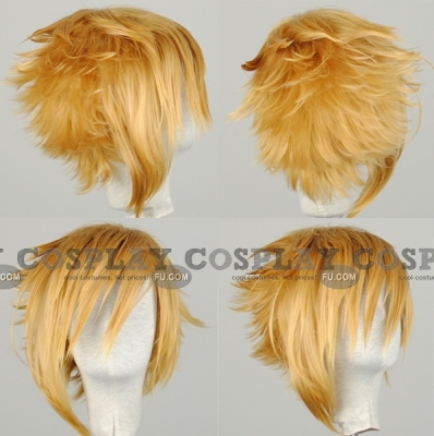 Nine Wig from Final Fantasy Type 0