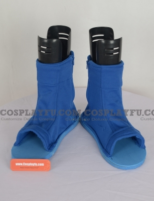 Ninja Shoes (Blue) from Naruto
