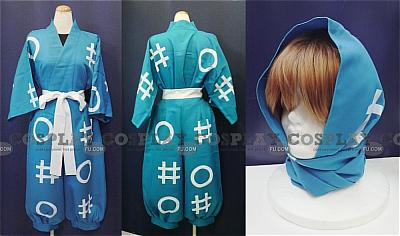 Nintama Cosplay (Grade 1) from Nintama Rantarou