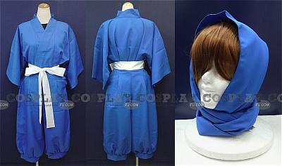 Nintama Cosplay (Grade 2) from Nintama Rantarou
