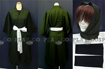 Nintama Cosplay (Grade 6) from Nintama Rantarou