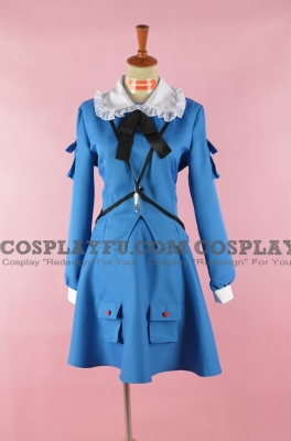 Nitori Cosplay from Touhou Project