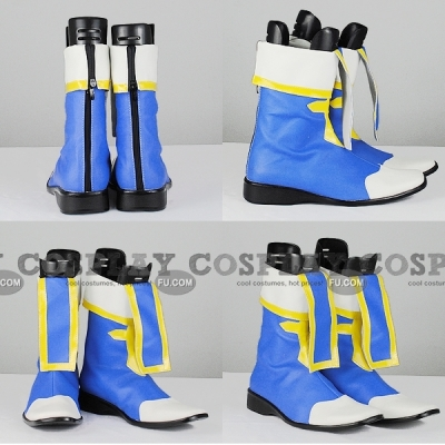 Noel Shoes (A652) from BlazBlue Calamity Trigger
