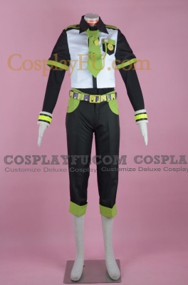 Noiz Cosplay (Black Version) from DRAMAtical Murder