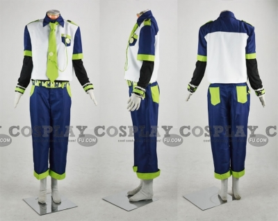 Noiz Cosplay from DRAMAtical Murder