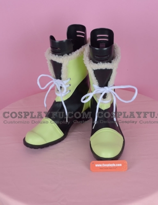 Noiz Shoes (Black) from DRAMAtical Murder