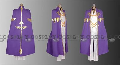 Nonette Cosplay from Code Geass
