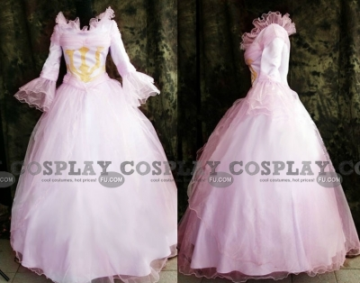 Nunnally Cosplay (ED Dress) from Code Geass