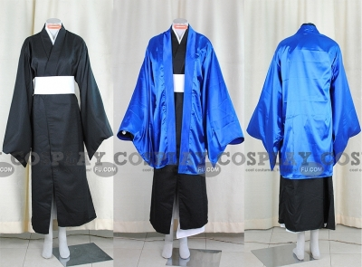 Nura Rikuo Cosplay (Dark Blue) from Nurarihyon no Mago