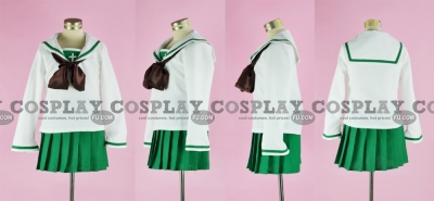 Oarai Girls High School Uniform from Girls and Panzer