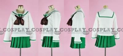 Oarai Girls High School Uniform from Girls and Panzer