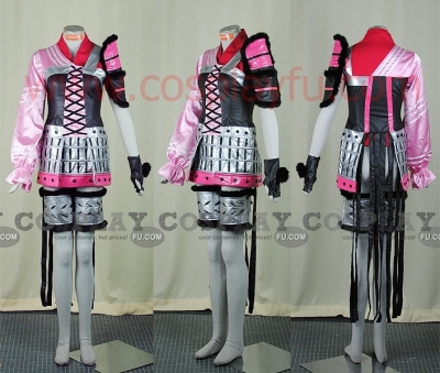 Oichi Cosplay from Sengoku Basara 2
