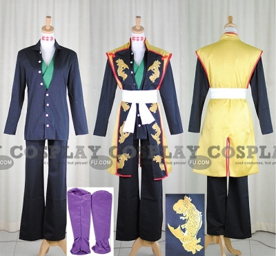 Okita Cosplay (2nd) from Hakuouki