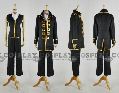 Okita Cosplay (Cloak,Stock) from Gin Tama