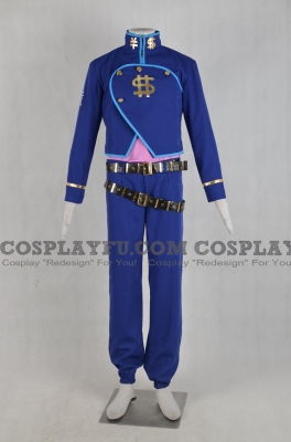 Okuyasu Cosplay from JoJos Bizarre Adventure