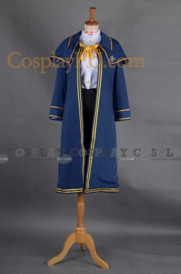Oliver Costume from Vocaloid 3