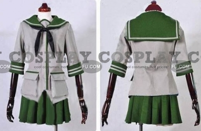 Ooi Cosplay from Kantai Collection