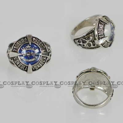 Oosora Ring (White) from Katekyo Hitman Reborn