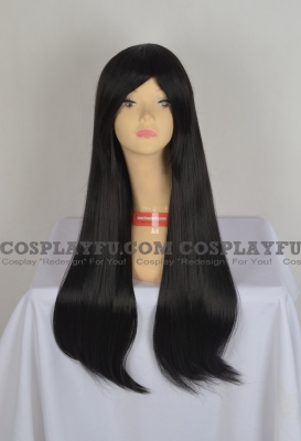 Orochimaru Cosplay Wig from Naruto