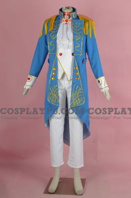 Oscar Cosplay from The Rose of Versailles