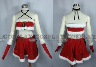 Otome Cosplay (Dream Christmas) from Da Capo