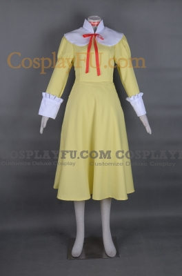 Haruhi Cosplay (Girl Uniform) from Ouran High School Host Club