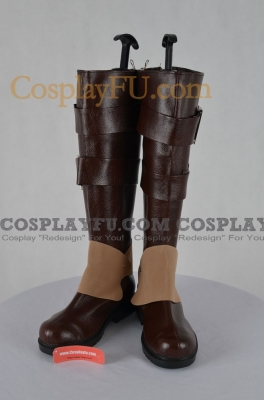 Oz Cosplay Shoes from Pandora Hearts