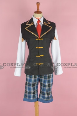 Oz Vessalius Cosplay Costume from Pandora Hearts