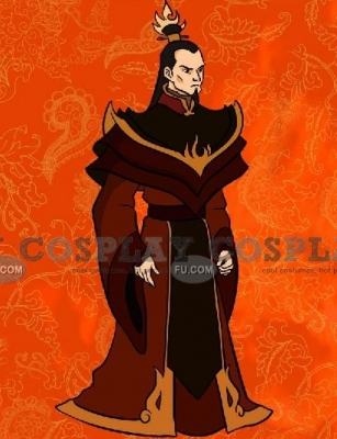 Ozai Cosplay from Avatar The Last Airbender