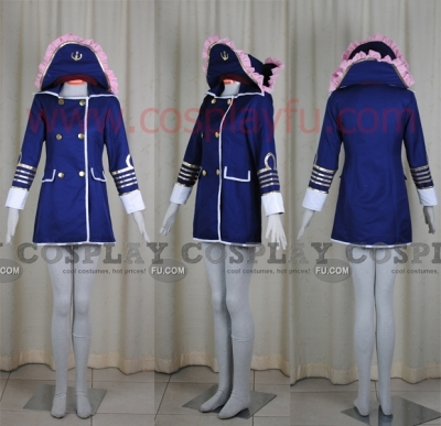 Patty Costume from Tales of Vesperia