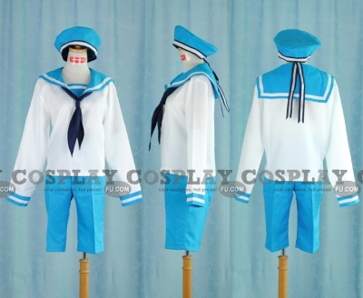 Peter Costume (Sealand) from Axis Powers Hetalia