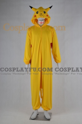 Pikachu Cosplay (Pajamas) from Pokemon