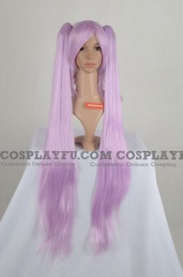 Pink Wig (Long,Clip,Kagami)